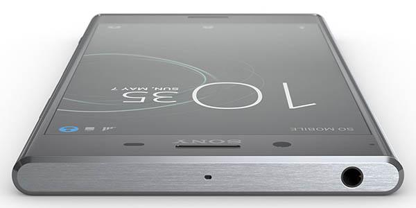 Sony Xperia XZ Premium con pantalla 4K