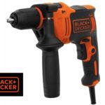 Taladro percutor BLACK+DECKER BEH710K-QS de 710 W barato en Amazon