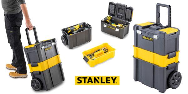 Taller móvil para herramientas 3 en 1 STANLEY STST1-80151 con cierres metálicos barato en Amazon