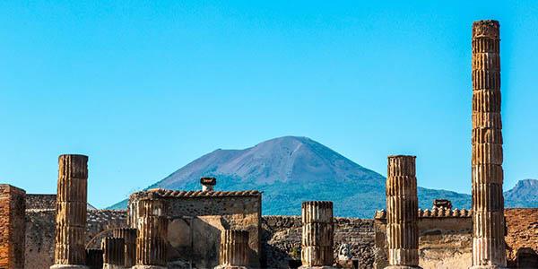 viaje a Nápoles y Pompeya oferta marzo 2019