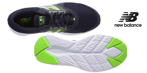Zapatillas New Balance 411 para hombre chollo en Amazon