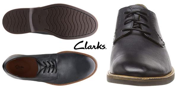 Zapatos de cordones Clarks Atticus Lace para hombre chollo en Amazon