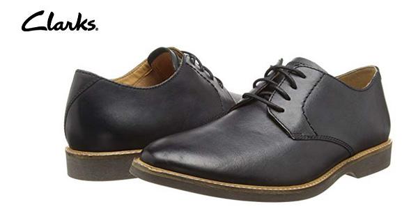 Zapatos de cordones Clarks Atticus Lace para hombre baratos en Amazon