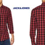 Camisa Jack & Jones JJEgingham para hombre al mejor precio en Amazon