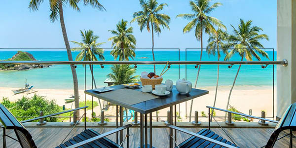 alojamiento de primera categoría viaje a Sri Lanka chollo abril 2019