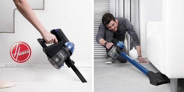 Aspirador escoba sin cable Hoover Freedom FD22L 2-in-1 con batería de litio de 22 V chollazo en Amazon