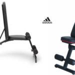 Banco multiposición Adidas Utility barato en Amazon