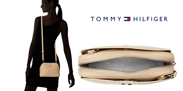 Bolso Tommy Hilfiger Th Core Crossover para mujer chollazo en Amazon