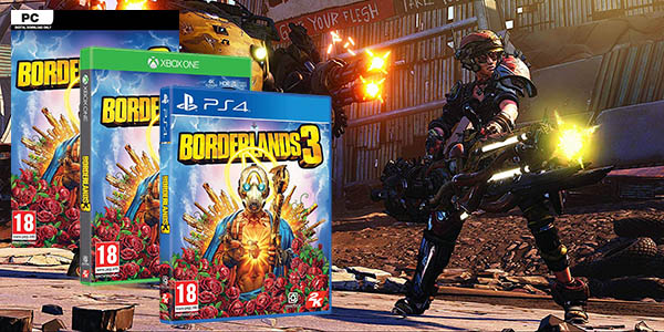Borderlands 3 para PS4, PC y Xbox One
