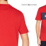 Camiseta Tommy Hilfiger Big Scale Relaxed Fit tee de manga corta barata para hombre
