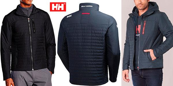 colección de descuento comprando ahora disfruta del mejor precio Chollo Chaqueta Helly Hansen Crew Insulator para hombre por ...