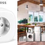 Chollo Enchufe inteligente Meross MSS310 con Wi-Fi