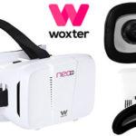 Chollo Gafas de realidad virtual Woxter Neo VR1 White para smartphones