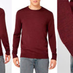 Chollo Suéter Jack & Jones Mark Knit Crew de lana para hombre