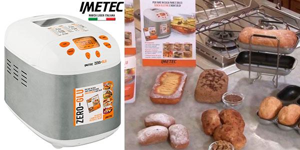 Chollo Panificadora sin gluten Imetec Zero-Glu por sólo 165 ...