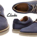 Zapatos Clarks Grandin Plain para hombre en oferta