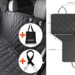 Cubierta de asiento impermeable para el coche barato en Amazon