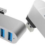 Conector múltiple Sabrent HB-R3MC Hub USB 3.0 con 3 entradas USB 3.0 barato en Amazon