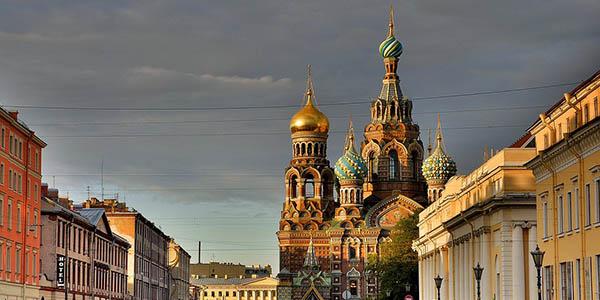 escapada a San Petersburgo barata