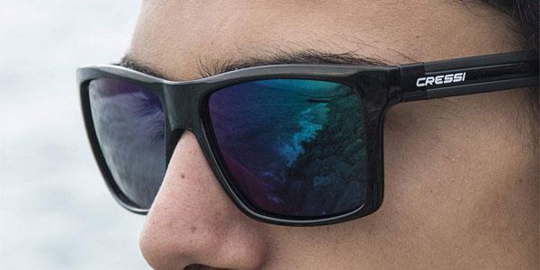 a70439bf9a Gafas de sol polarizadas Cressi Rio de diseño unisex chollo en Amazon