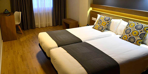 hotel Alda Pontevedra barato