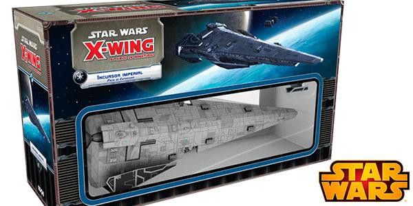 Juego Incursor Imperial X-Wing de Star Wars barato