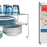 Metaltex Sky estante apilable para cocina barato en Amazon