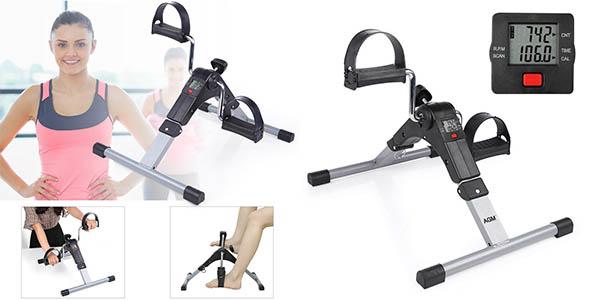 minibicicleta plegable para piernas y brazos AGM barata
