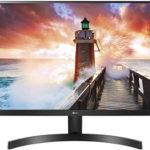 """Monitor LED IPS LG 24MK600M-B de 23,8"""" Full HD"""