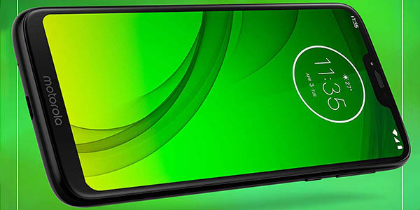 Motorola Moto G7 Power en Amazon