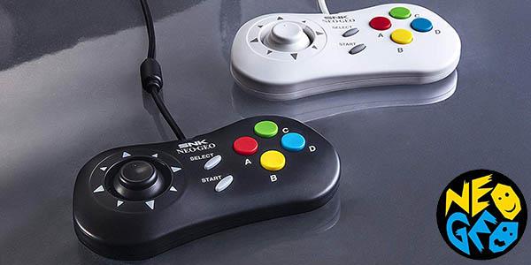 Gamepad para consola Neo Geo Mini