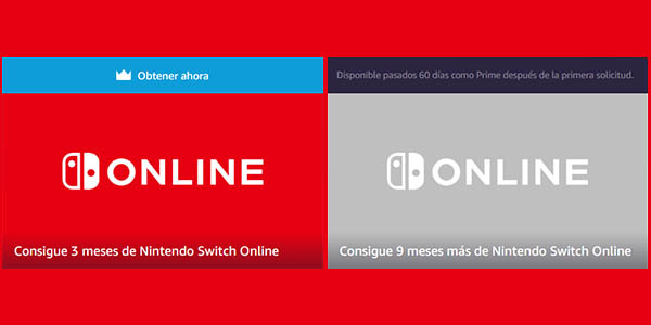 Nintendo Switch Online gratis