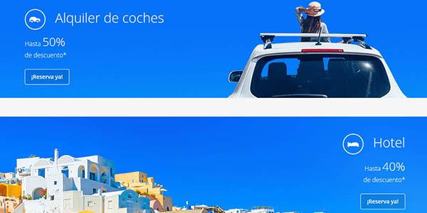 ofertas eDreams en viajes y vuelos en las rebajas de verano 2019