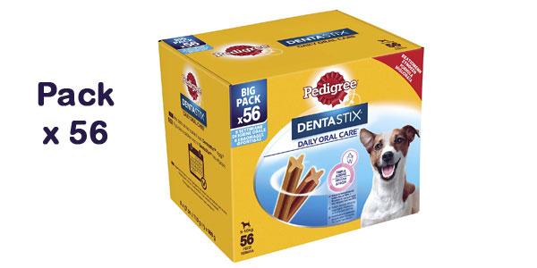 Pack de 56 Dentastix Uso Diario Razas Pequeñas barato en Amazon