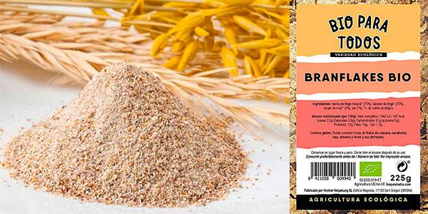 Pack Cereales Bio Branflakes para todos (10 paquetes de 225 gr) barato
