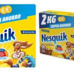 Pack x2 kg Nesquik barato en Amazon
