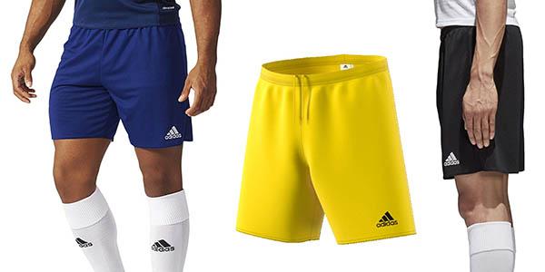 pantalón corto de entrenamiento Adidas Parma 16 SHO oferta