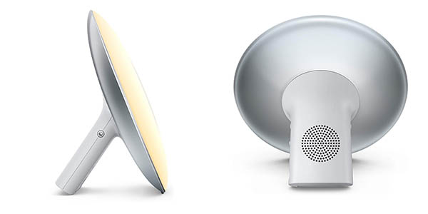 Philips Wake-up HF3506/05 despertador con luz natural chollo