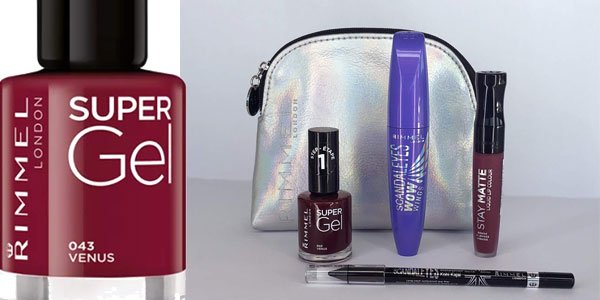 Set de Maquillaje Rimmel London Basic Not So Basic chollo en Amazon