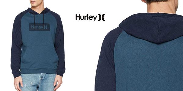 Sudadera Hurley One & Only Box 2.0 para hombre barata en Amazon
