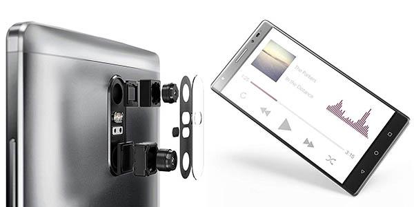 """Tablet Lenovo PHAB 2 de 7"""" HD en Amazon"""