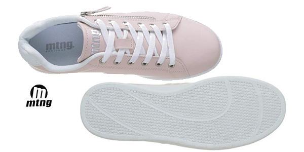 Zapatillas deportivas MTNG 69056 para mujer chollo en Amazon