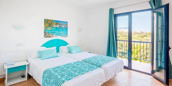 alojamiento en Menorca con media pensión oferta mayo 2019