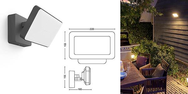 aplique foco Philips Hue Discover con aplicación móvil oferta