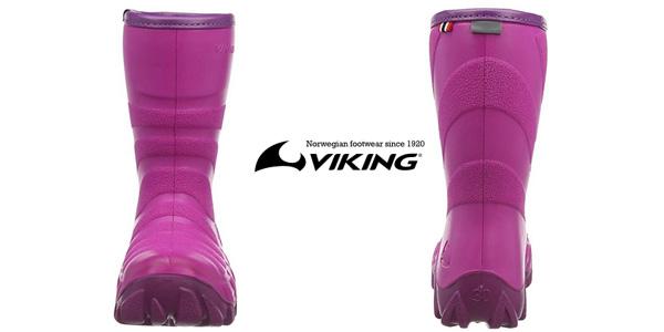 Botas de Nieve Viking Ultra 2.0 para niños chollazo en Amazon