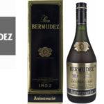Botella Ron añejo Bermúdez 12 aniversario de 70 ml barato en Amazon