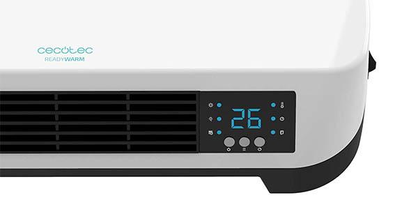 calefactor cerámico para estancias pequeñas Cecotec chollo