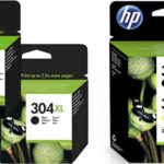 Cartuchos HP 304 y HP 304XL