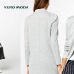 Chaqueta larga de punto Vero Moda Vmjune W/L Long Blazer para mujer barata en Amazon