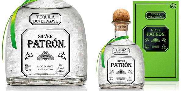 Chollo Tequila Patrón Silver de 700 ml